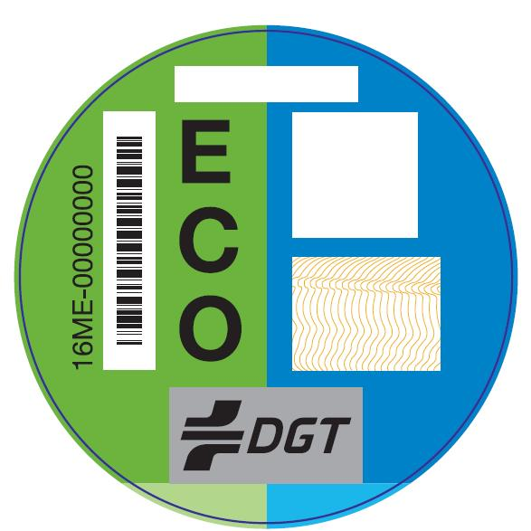 Ya es obligatoria: multas a los coches que no lleven la etiqueta de la DGT