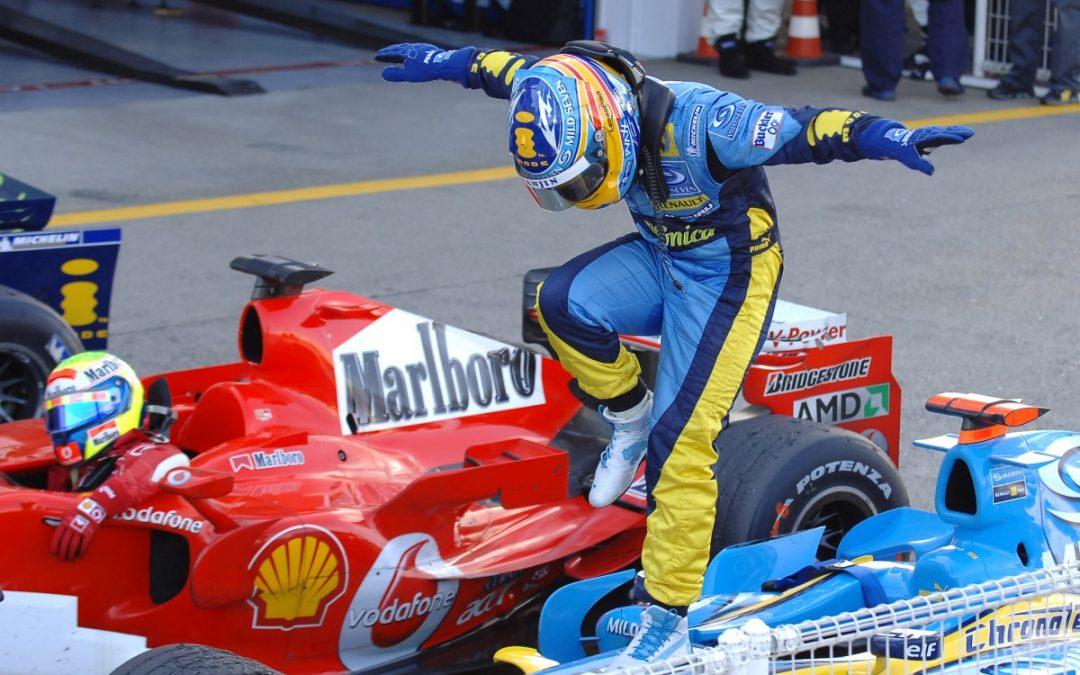 No te confies, no eres Fernando Alonso 🏎