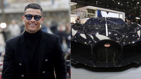 Cristiano Ronaldo se gasta 11 Millones de Euros en este coche…